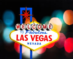 Pretty Valley Home - Las Vegas LED Painting