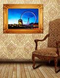 Pretty Valley Home - London Eye LED Painting