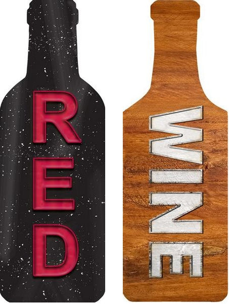 Wine LED Painting Set (2pcs)