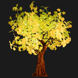 TAYLOR - 4'8 Ginkgo LED Tree with Remote Control