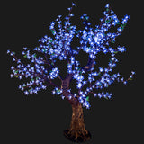 Holiday Sale 4.8 ft. Cool White Cherry Blossom LED Tree Free Shipping!