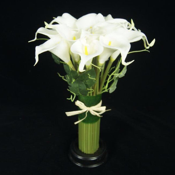 Mini Calla Lily LED Bouquet Flower - Q-022