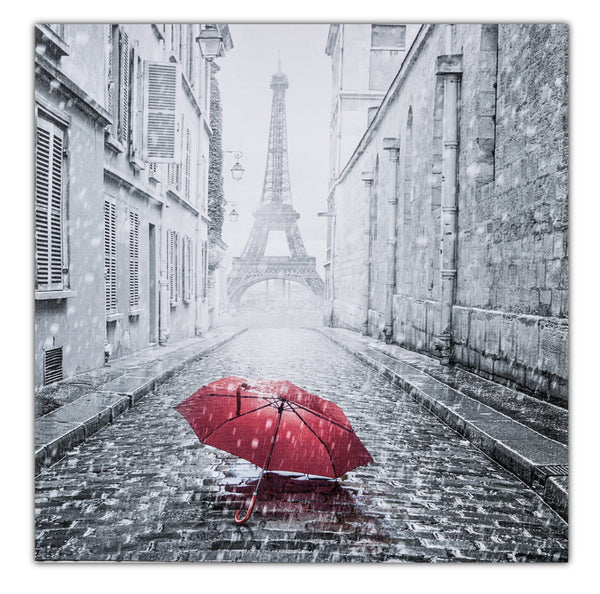 Streets of Paris Painting TA15-PAL07096