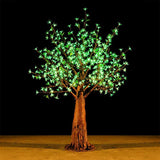 SMITH - 5'4 Cherry LED Tree with Remote Control