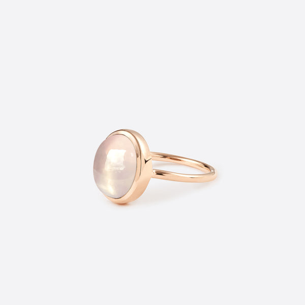 Petit Oval Ring - Silver