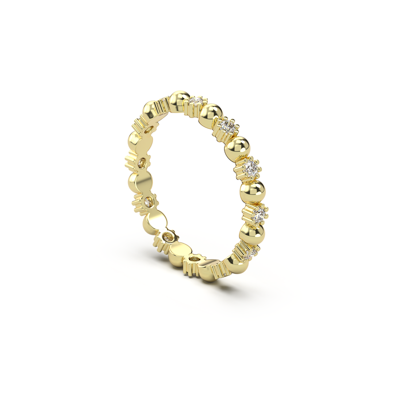 Scintillante Ring - Gold
