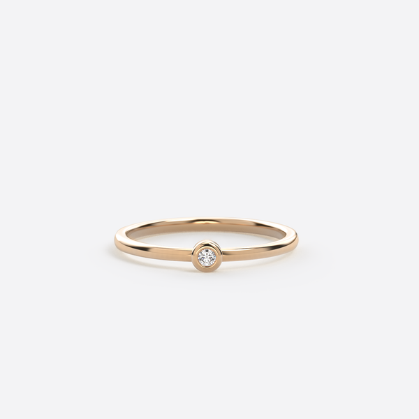 Mini Rbw Ring - Gold