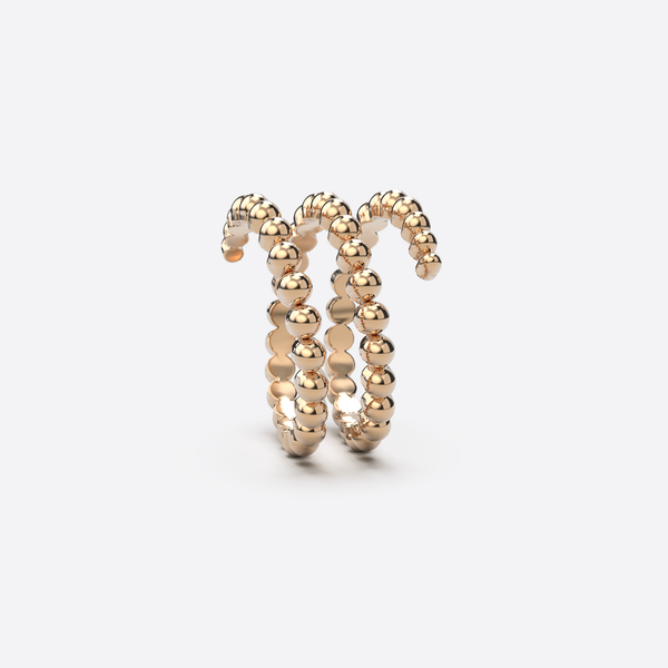 Spirale Ring - Gold