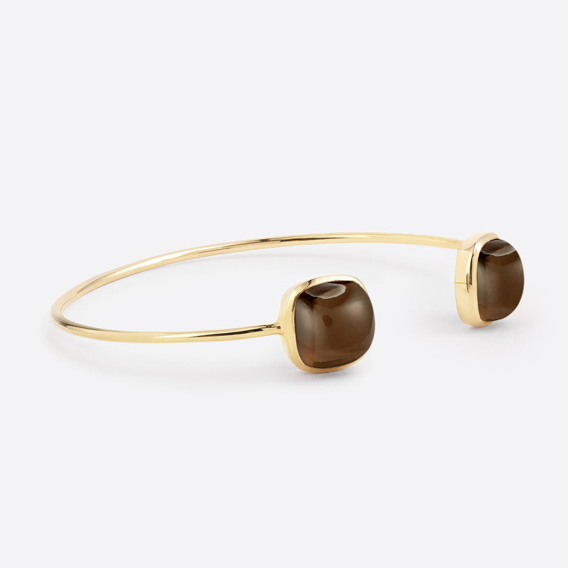 Coussin Cuff - Gold