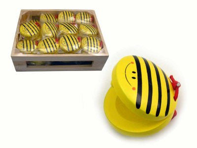 Wooden Toys - Bee Castanet