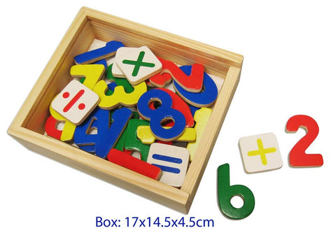 Online Toys Magnetic Number Math Set