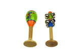 Maraca & Bellstick Mini Dragon