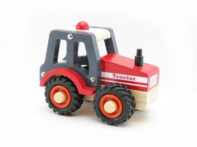 Tractor - Red