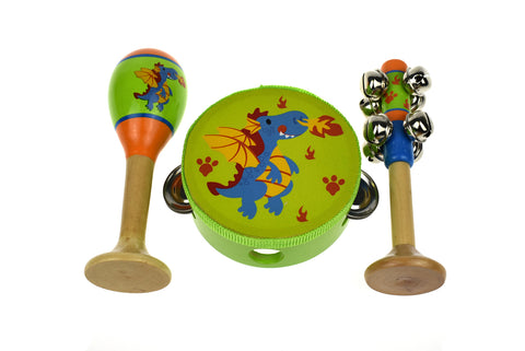 Dragon 3pcs Musical Set