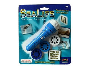 LED Projector Torch Sea Life