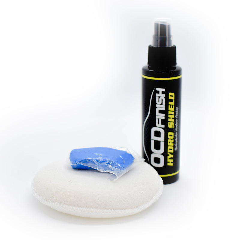 Hydrophobic Glass Sealant Kit