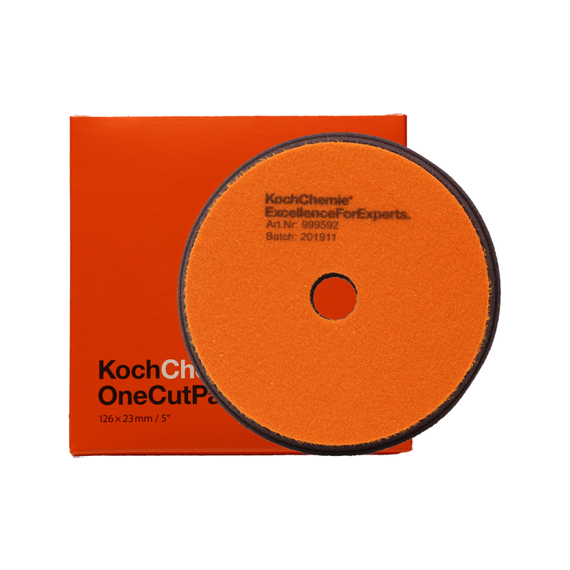 KOCH CHEMIE ORANGE ONE CUT PAD