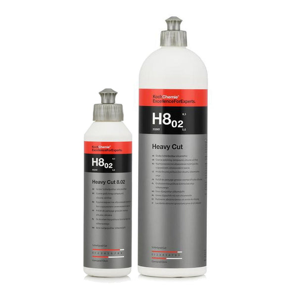 KOCH CHEMIE H8.02 HEAVY CUT