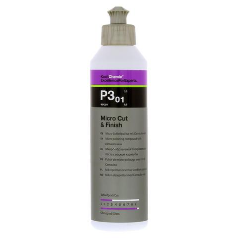 KOCH CHEMIE P3 MICRO CUT AND FINISH COMPOUND