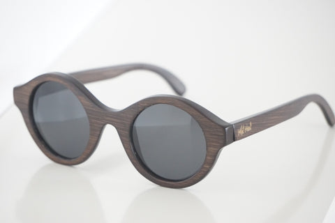 Amur Leopard | Wooden Sunglasses