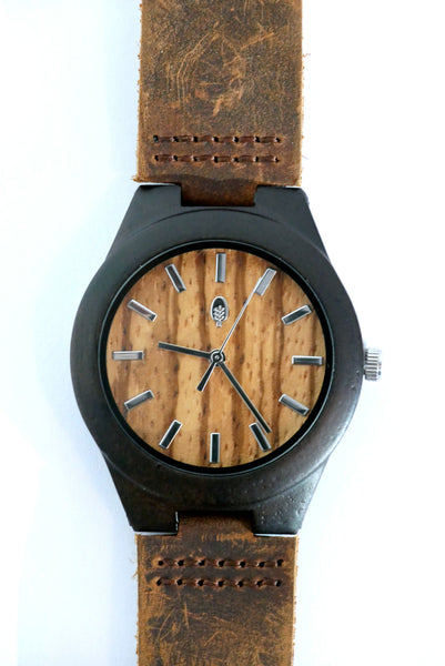 Amazon (small face) | Leather Band Watches