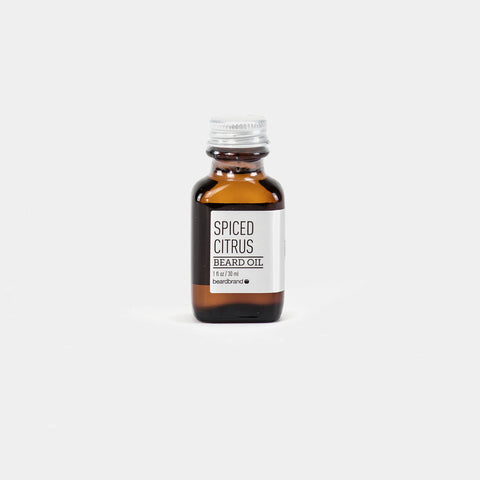Spiced Citrus Beard Oil