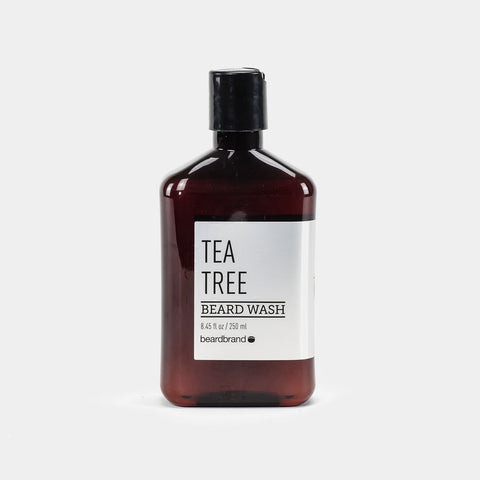 Tea Tree Beard Wash