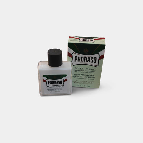 Proraso Aftershave Balm - Refresh, Eucalyptus & Menthol, 100 ml.
