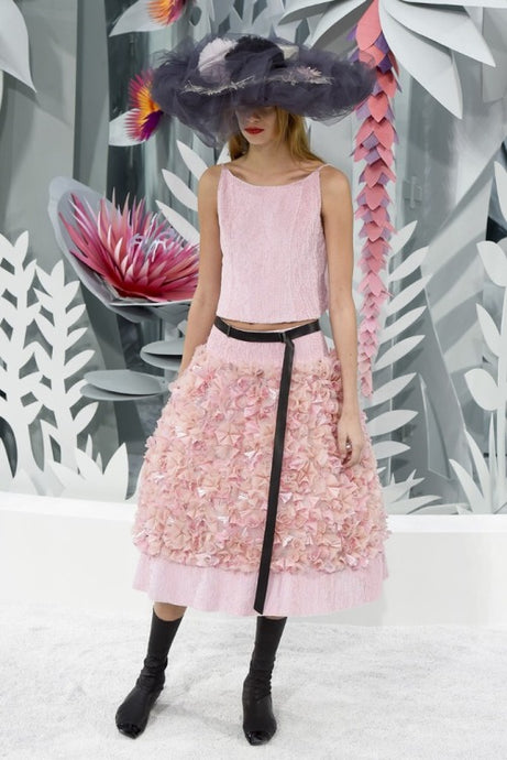 Ten personal favourites from the Chanel haute couture 2015 show...
