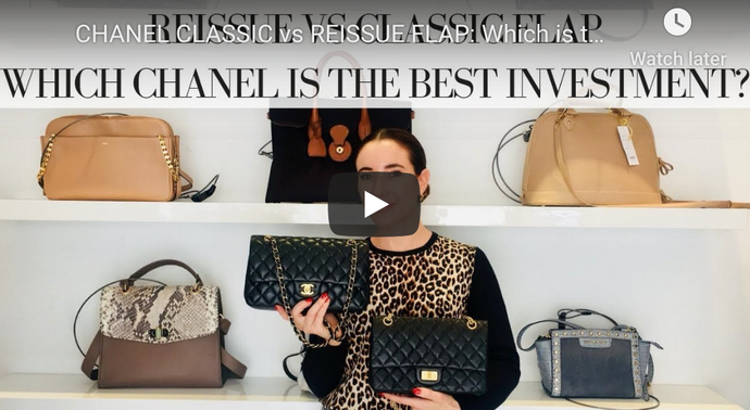 Chanel classic vs reissue: Which is the best investment?