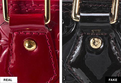 How to authenticate a louis vuitton alma