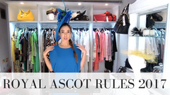 Royal ascot 2017 style guide