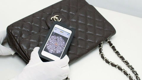 Chanel Authentication London Entrupy