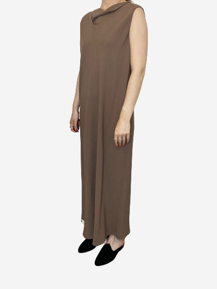 Brown The Row Dresses, 14