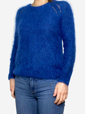 Blue sweater - size FR 38