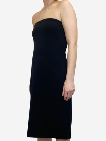 Ferren black strapless dress - size L