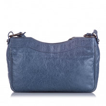 Load image into Gallery viewer, Blue Motocross classic hip crossbody bag