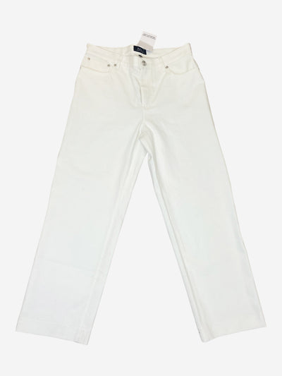 Alan high rise straight leg jeans - size waist 29