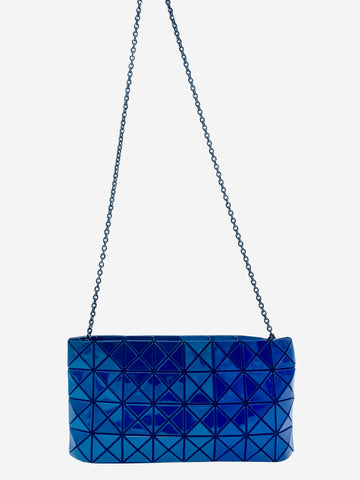 Bao Bao Prism Aurora blue colour block cross body bag