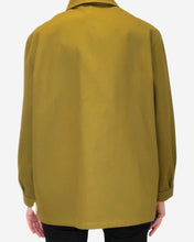 Load image into Gallery viewer, Fabien khaki green jacket - size FR 36