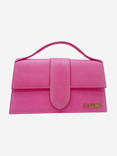 Pink Le Bambino cross body bag