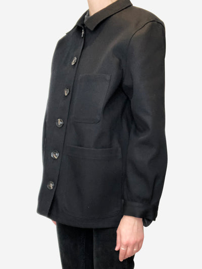 Fabien black jacket - size FR 36