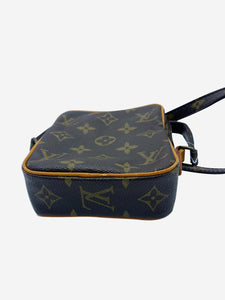 Louis Vuitton Vintage brown monogram small crossbody bag