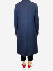 Brunello Cucinelli Navy Brunello Cucinelli Coats, 10