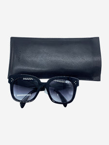 Celine Black Celine Sunglasses