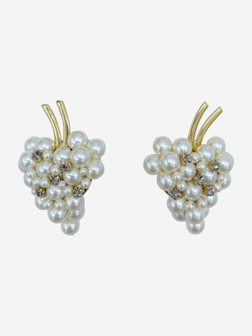 Pearl Dolce & Gabbana Earrings