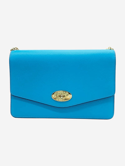Turquoise Darley small crossbody bag