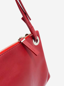 The Row Burgundy The Row Handbags