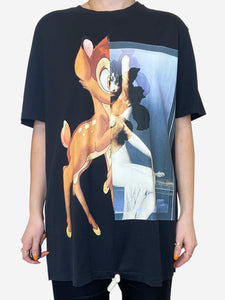 Givenchy black Givenchy T-shirt, XS
