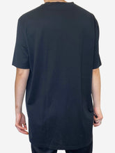 Load image into Gallery viewer, black Givenchy T-shirt, XS
